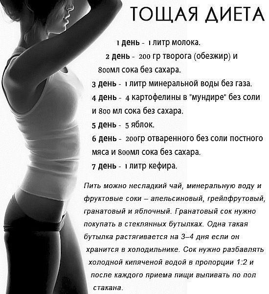 Как похудеть без вреда для здоровья. пошаговый план