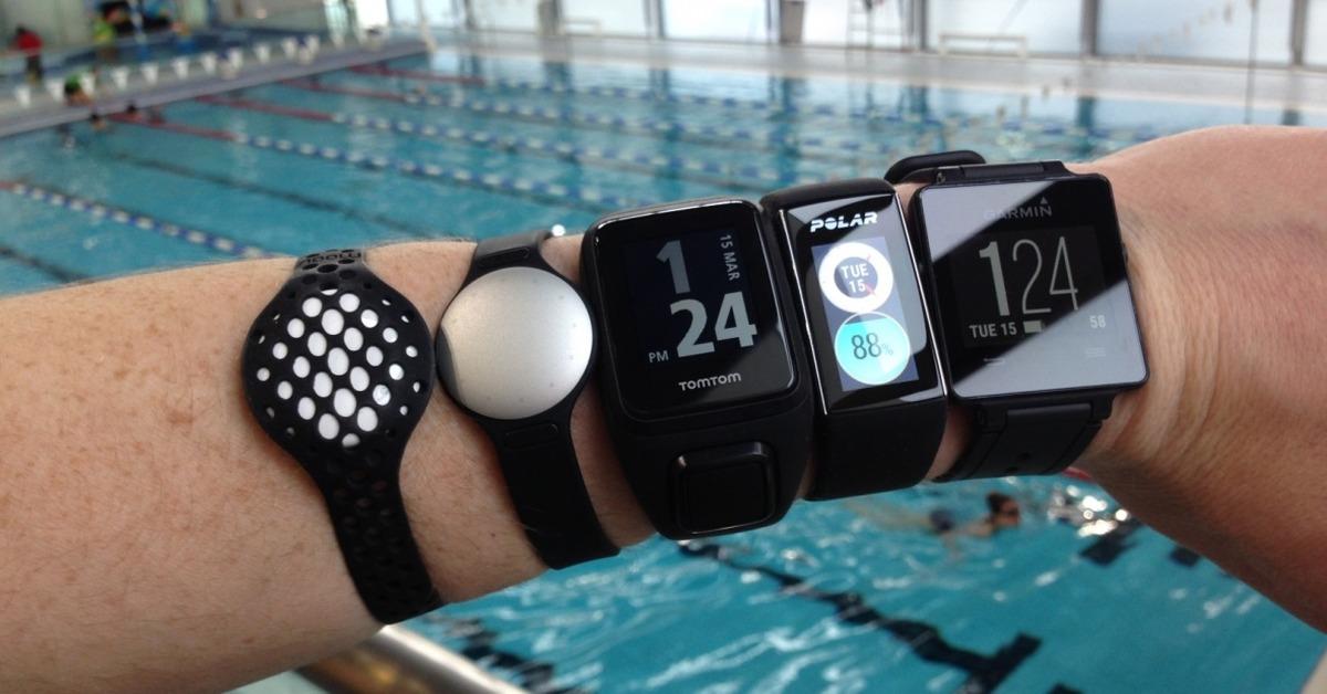 Топ-5 лучших часов для плавания - mobcompany.info
