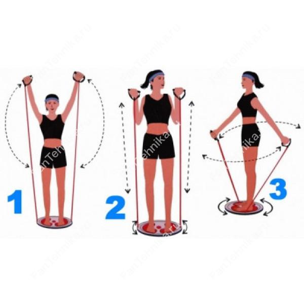 Упражнения на диске здоровья — sportfito — сайт о спорте и здоровом образе жизни