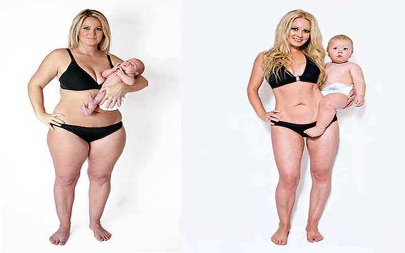 7 лучших способов похудеть после родов кормящей маме