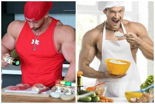 Что есть перед тренировкой при наборе мышечной массы и похудении и за сколько: полезные и вредные продукты