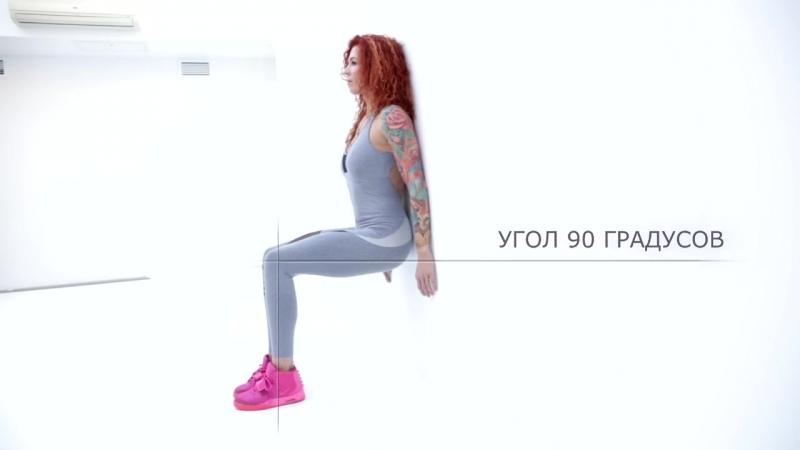 Какие мышцы работают при приседании у женщин и какие качаются у мужчин