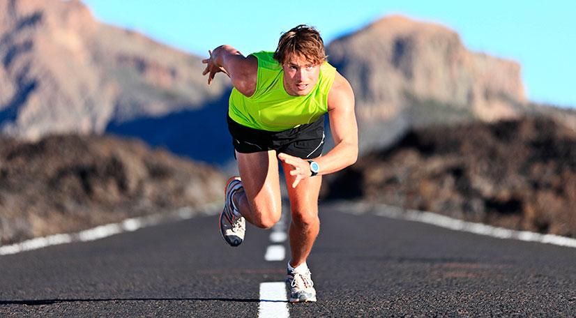 Сколько надо бегать при наборе мышечной массы