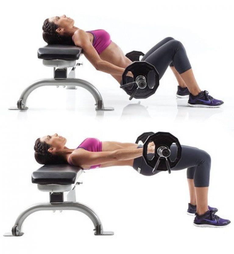 Упражнения для бедер: комплексы для похудения, подтяжки и упругости