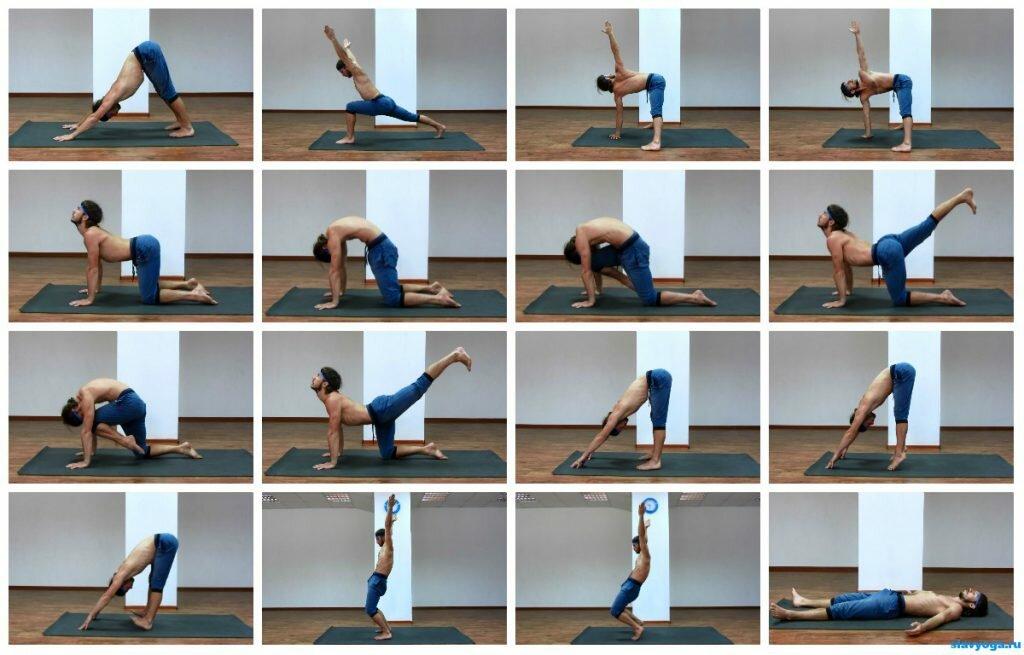Йога для похудения: 24 асаны для начинающих, комплексы для похудения живота, рук, ног лица, бедер и попе в домашних условияхwomfit
