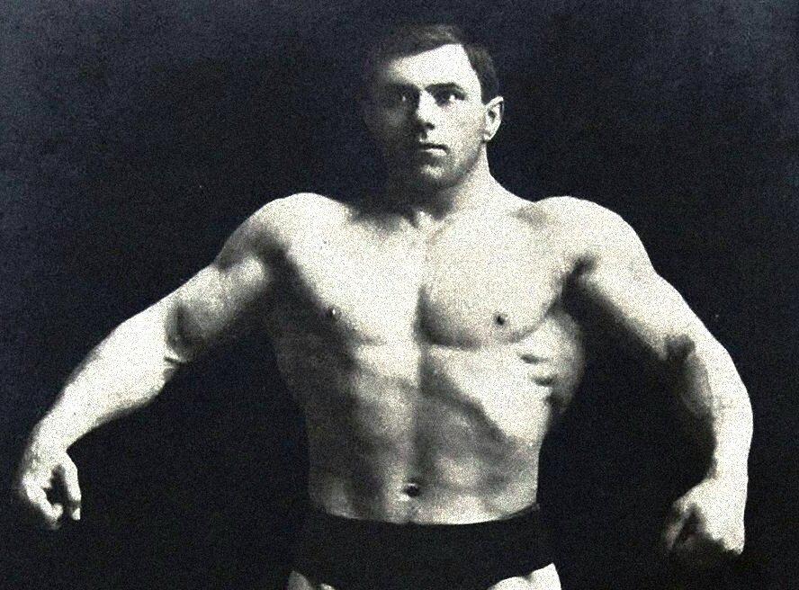 Георг гаккеншмидт - непобедимый «русский лев»