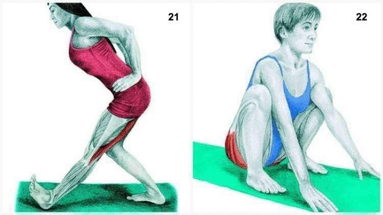 Растяжение мышц и связок: травма спортсменов и не только