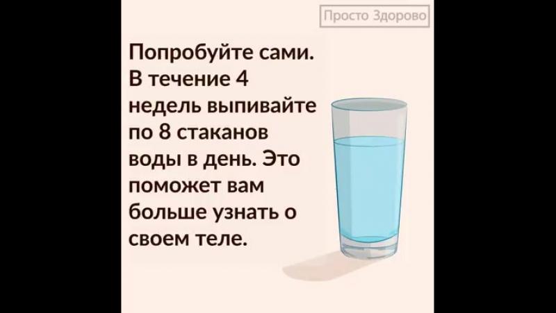 Сколько воды нужно пить в день? - fitlabs / ирина брехт