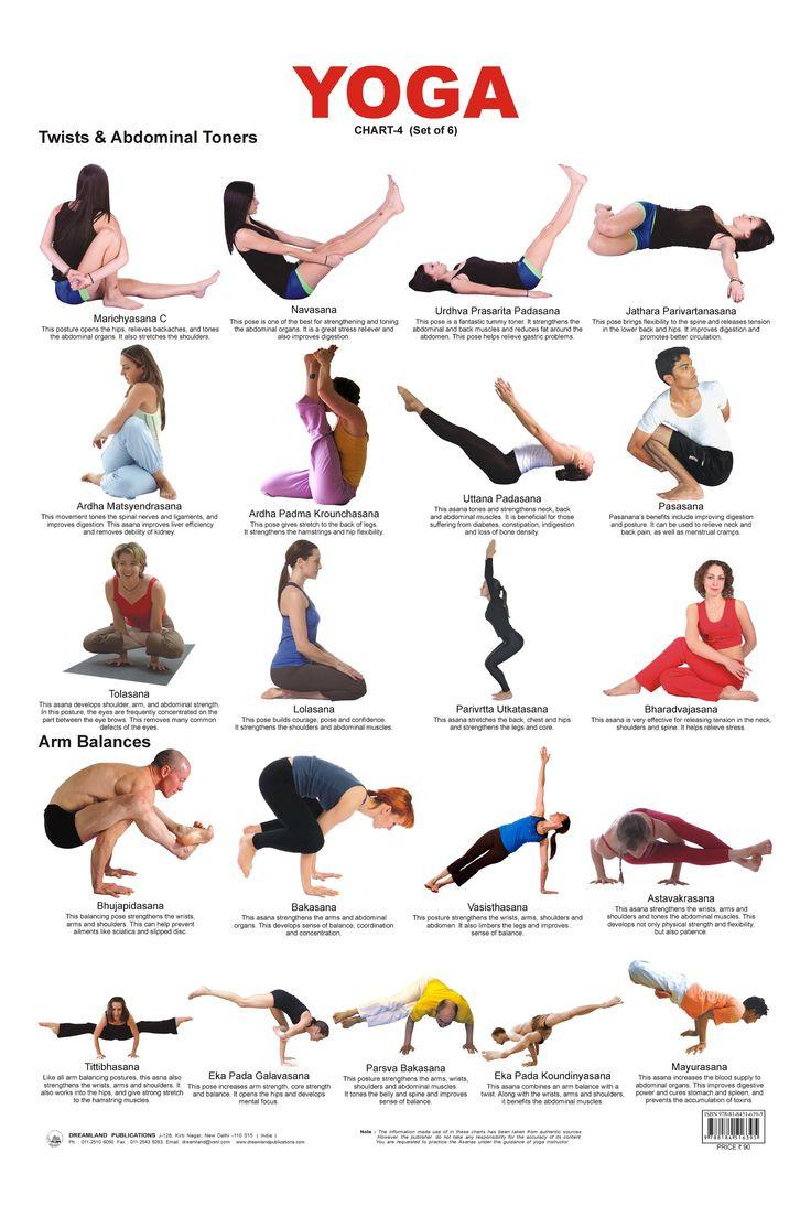 Асаны йоги - 80 фото и рекомендации по выполнению от профессионалов