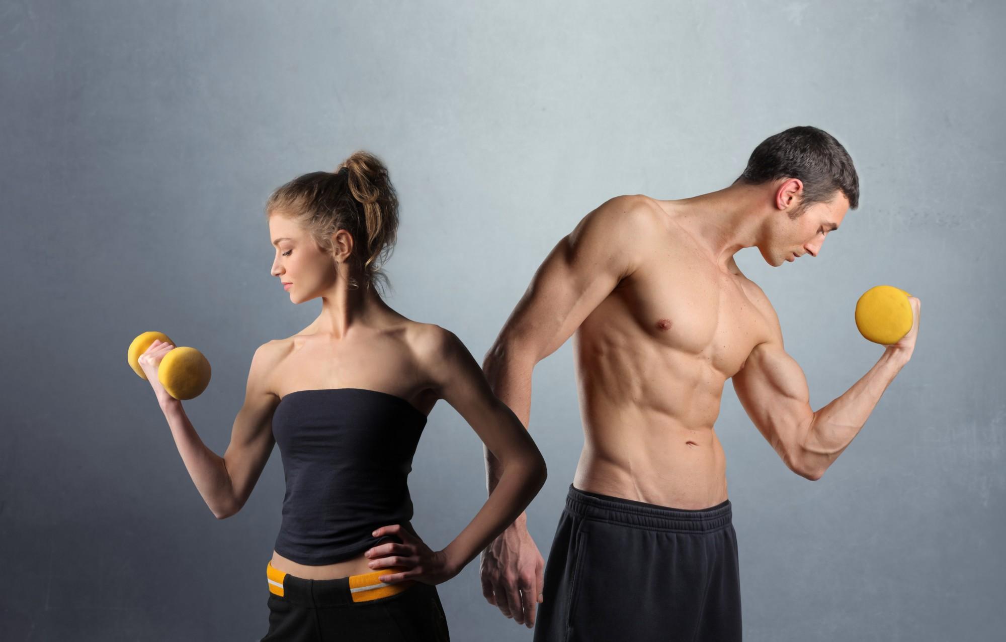 Почему женщинам сложнее похудеть?