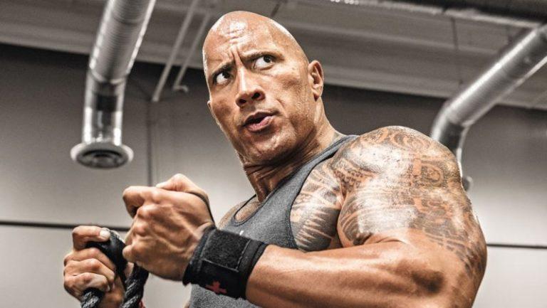 """Дуэйн джонсон """"скала"""": рост, вес и биография, сколько жмет, программа тренировок и рацион питания"""