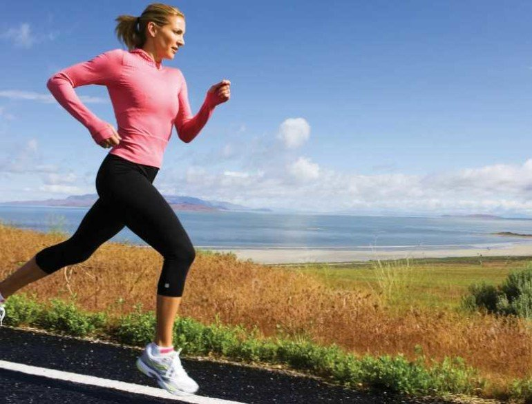 Борьба с лишним весом с помощью интервального бега