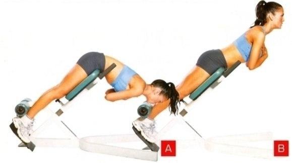 Упражнения для выпрямления позвоночника в зале и домашних условиях