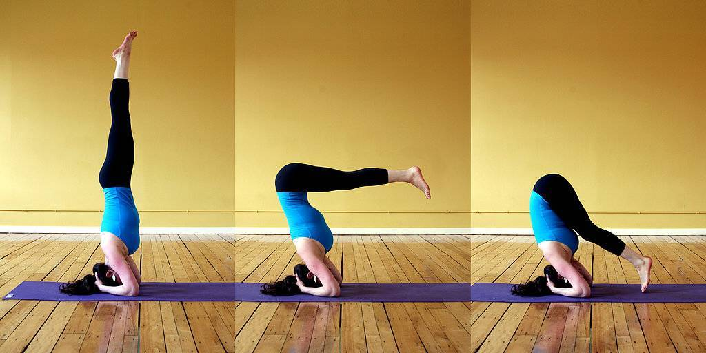 Ходьба на руках: как научиться, польза и какие мышцы работают
