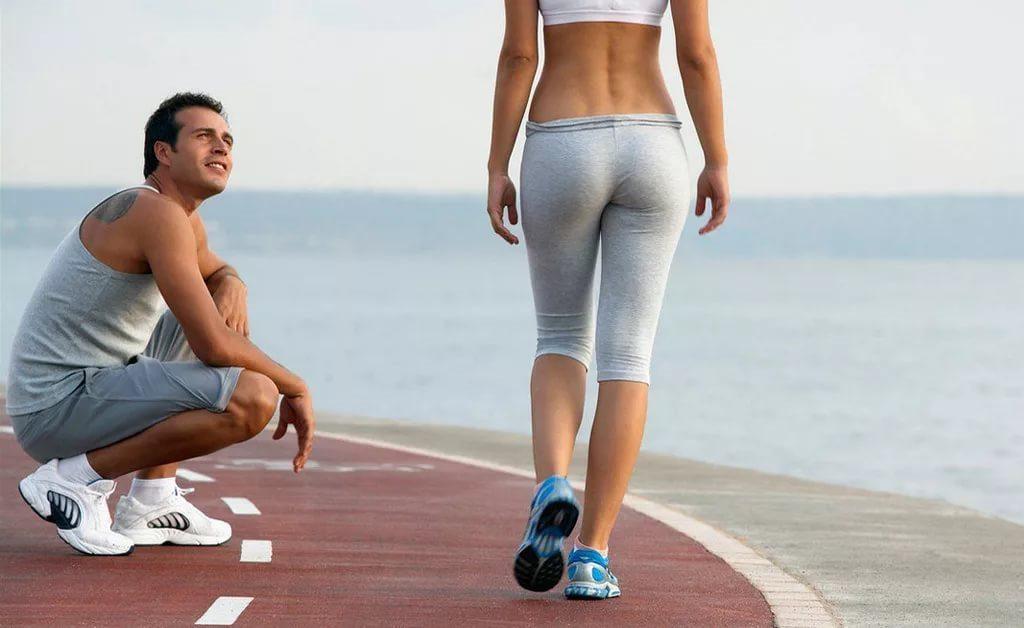 10 причин, почему женщины предпочитают мужчин с упругими ягодицами - positivemedrussia