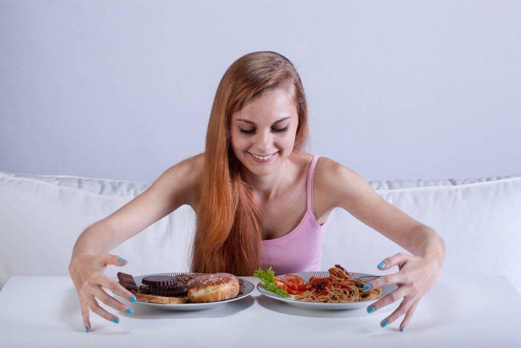 Низкокалорийные, диетически снеки на похудении