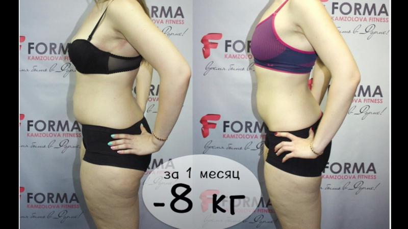 Похудеть за два месяца