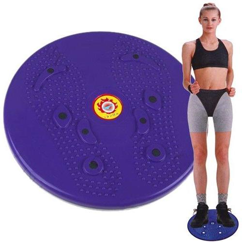 Спортивный диск здоровья: комплекс упражнений для формирования талии