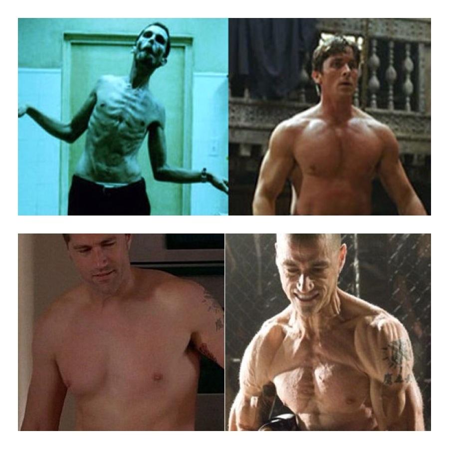 Кристиан бейл : 30 кг мышц за 6 недель или как стать бэтменом?