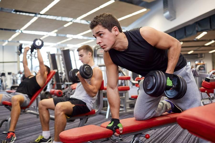 Как составить программу тренировок в тренажёрном зале?