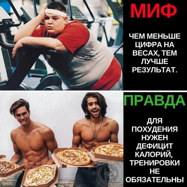 Что такое дефицит калорий: сбрасываем вес без голода