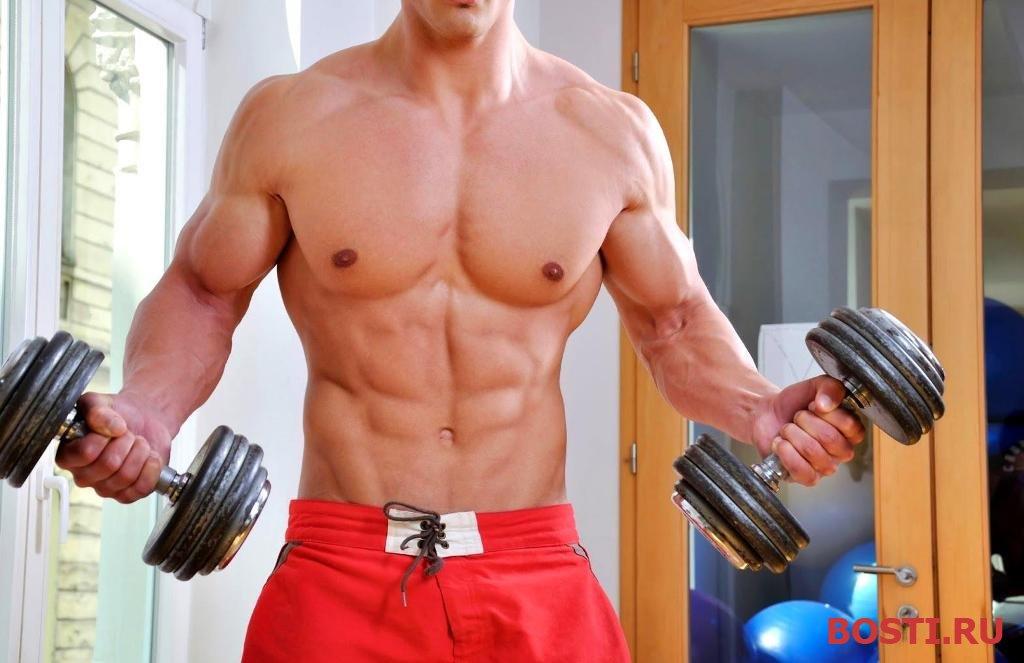 Как быстро набрать мышечную массу мужчине и девушке | fitfree