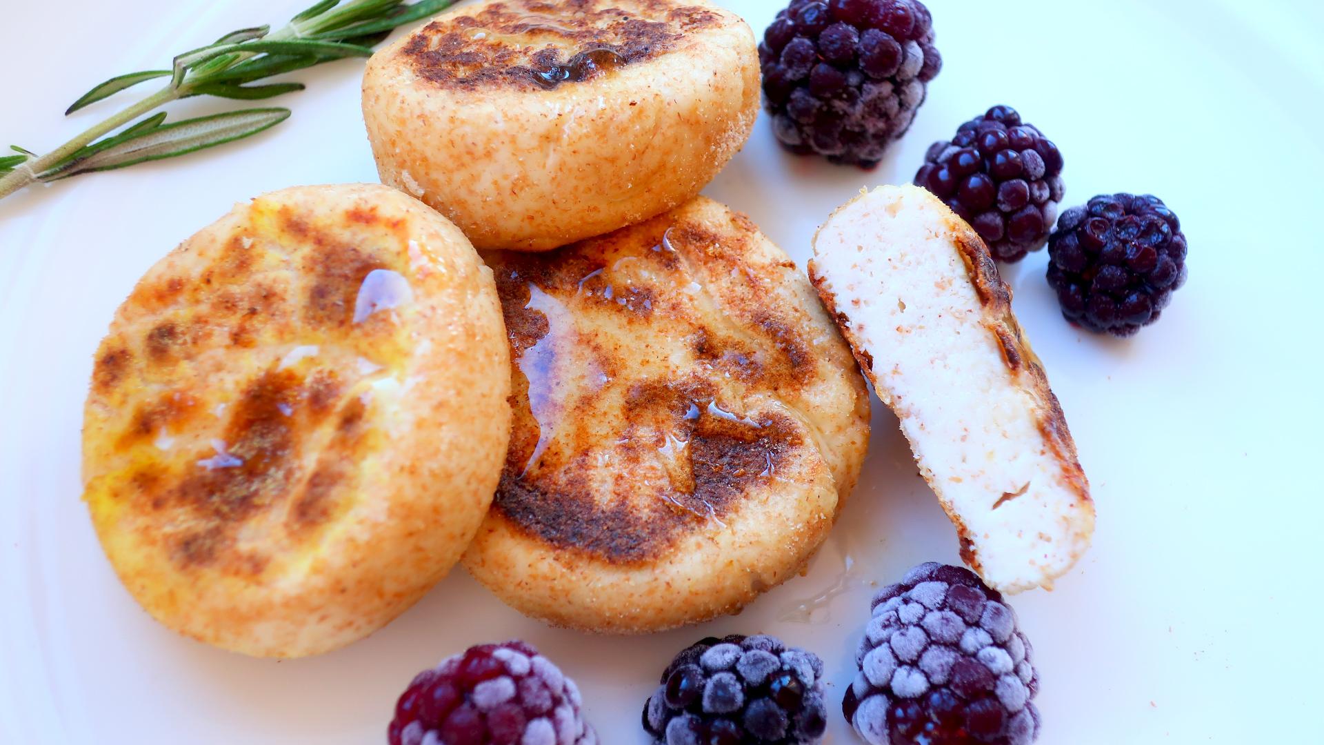 Сырники пп из творога. классический рецепт пп сырников из творога | здоровое питание