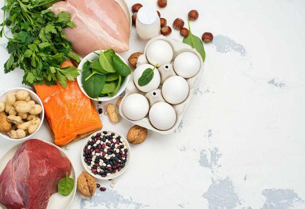 Спортивное питание для вегетарианцев и веганов