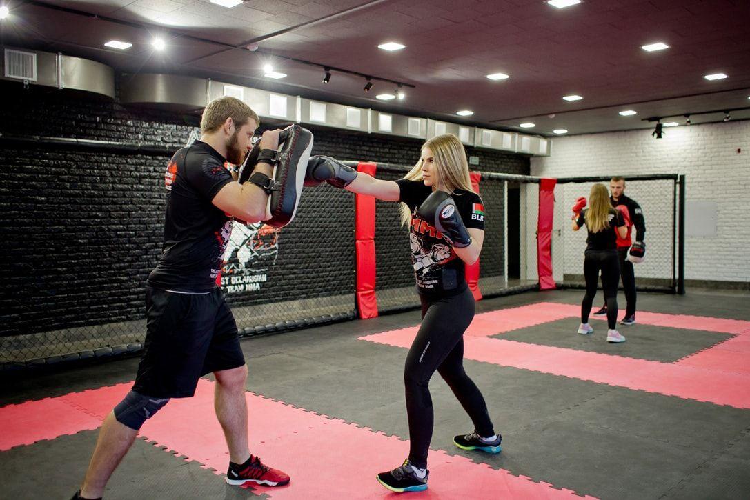 Бокс и железо, или как правильно качаться боксеру