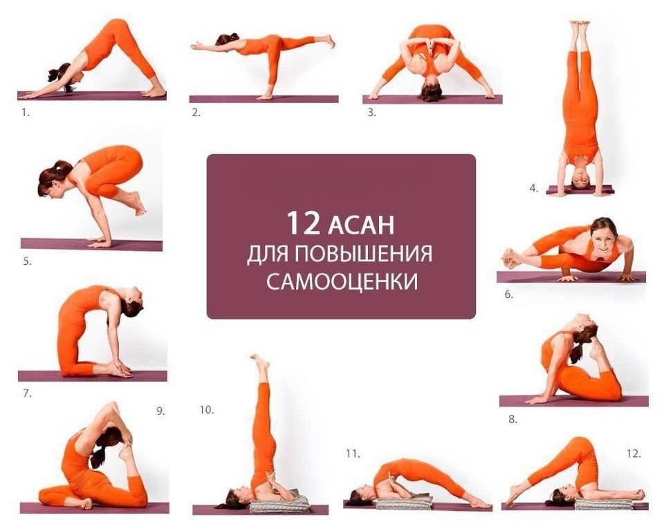 Силовая йога: польза для мужчин и женщин, а также асана-комплексы с видео