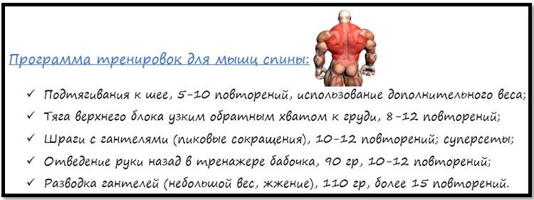 Самые эффективные базовые упражнения для набора мышечной массы