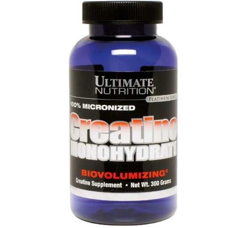 Креатин моногидрат ultimate nutrition