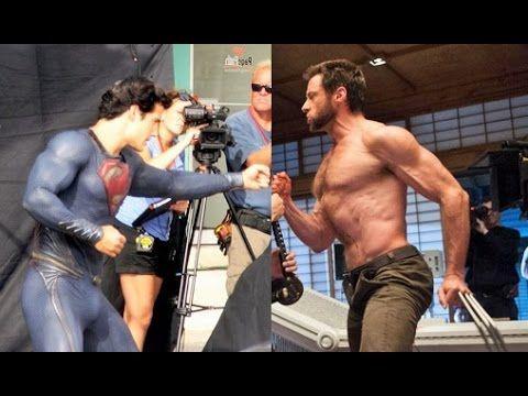 Генри кавилл: система тренировок супермена