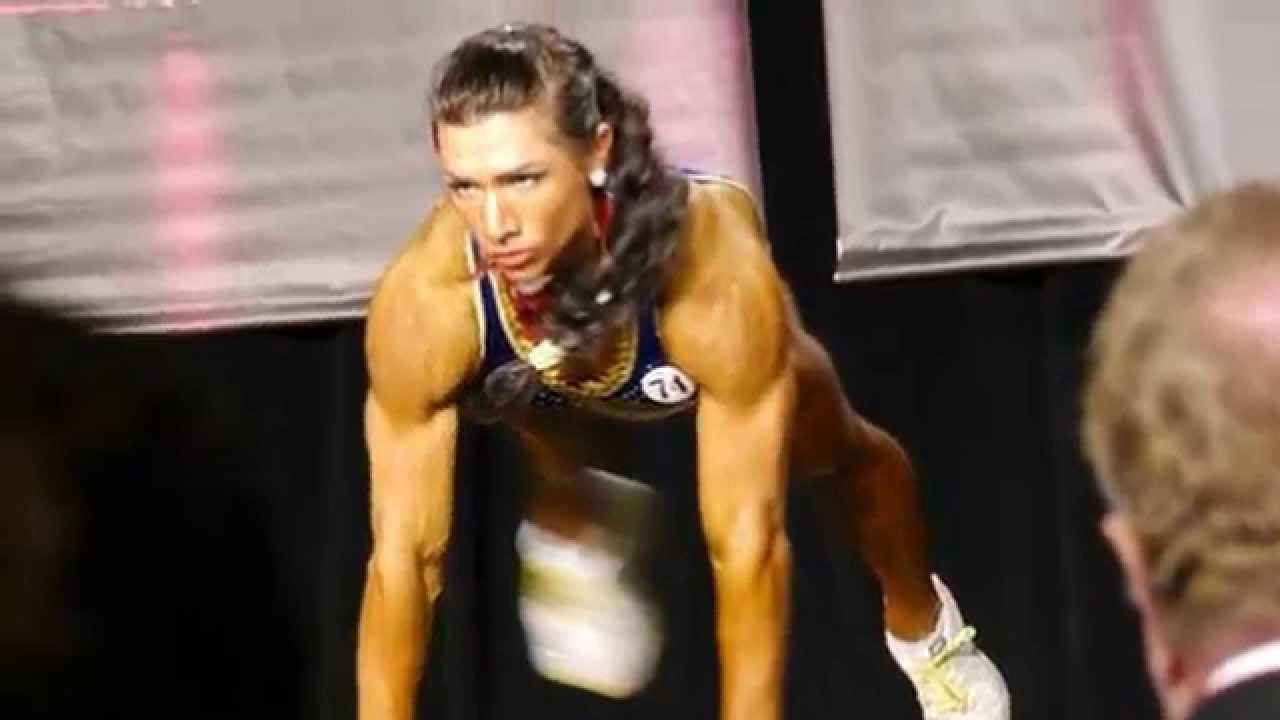 Россиянка завоевала первенство на турнире IFBB Чикаго Про 2020 в категории «фитнес»