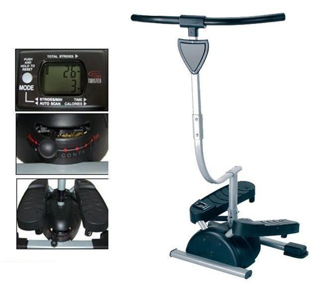 Кардиотвистер для похудения - как заниматься и противопоказания