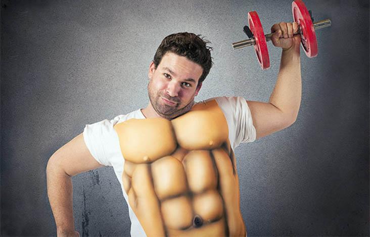 Как подтянуть мышцы после резкого похудения