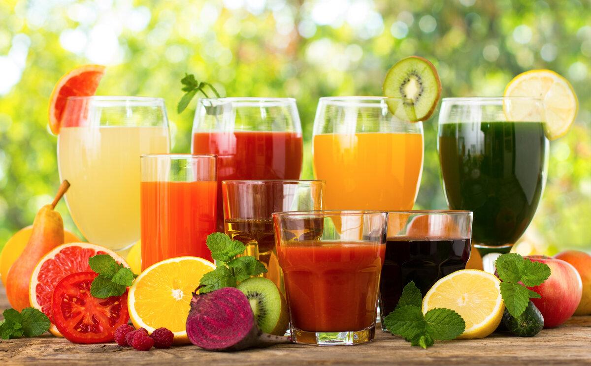 Овощные и фруктовые коктейли на здоровье | кулинария - всё pro еду!