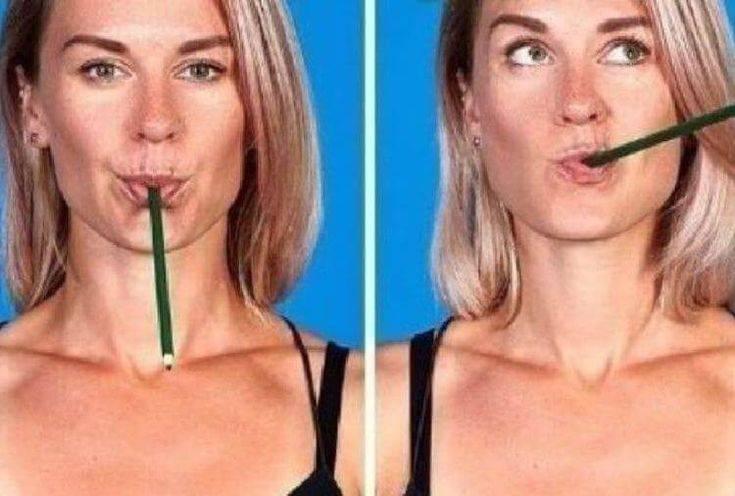 Как похудеть в лице: упражнения и способы