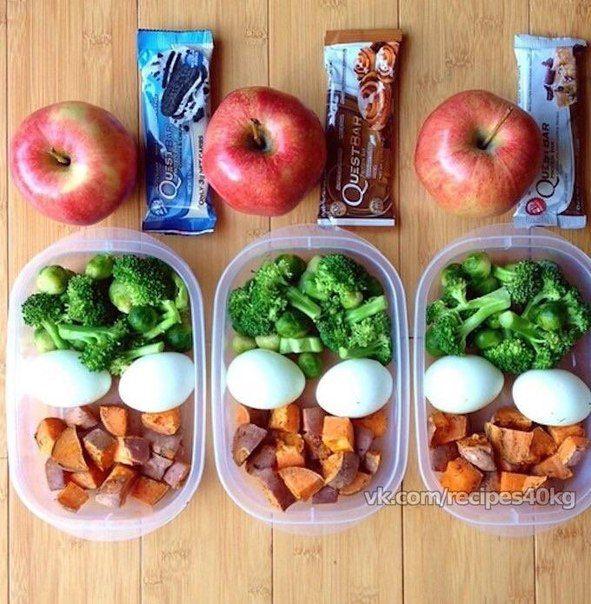 Дробное питание для похудения - не работает!