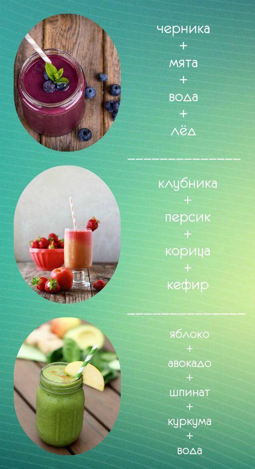 Вкусные коктейли для похудения в домашних условиях: рецепты, разновидности, как употреблять