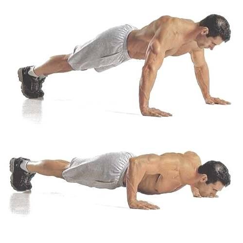 Как накачать внутреннюю часть грудных мышц: топ-7 упражнений