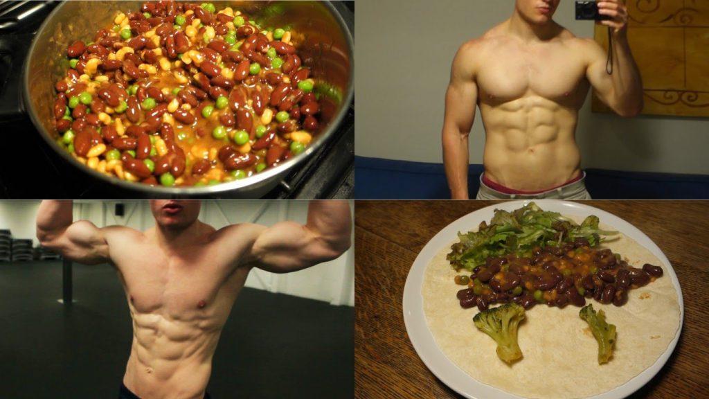 Как вегетарианцу вырастить мышцы – зожник  как вегетарианцу вырастить мышцы – зожник