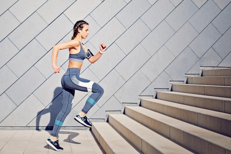Использование лестницы для тренировок: 7 эффективных упражнений