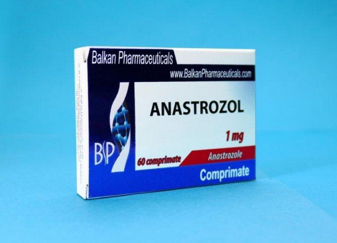 Анастрозол в бодибилдинге: как средство пкт - trainingbody