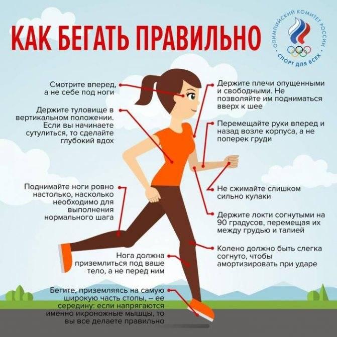 Как правильно бегать, чтобы похудеть — научные факты
