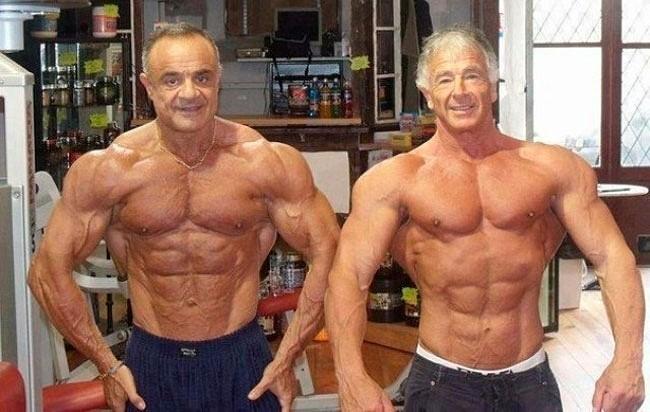 Фитнес после 50 лет. тренировки обеспечивают здоровую старость