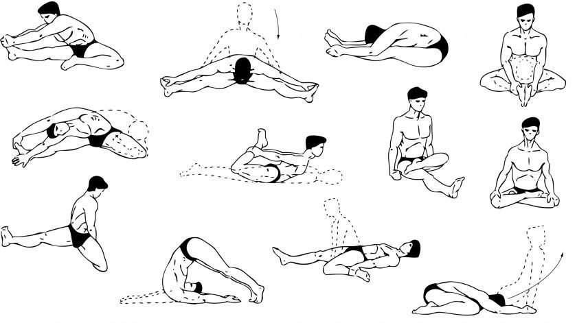 Как научиться шпагату за 1 день