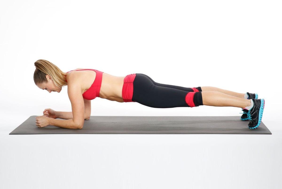Обратная планка – как правильно делать упражнение, какие мышцы работают