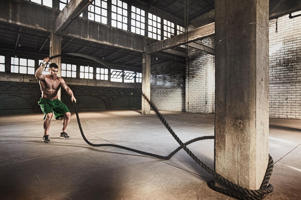 Функциональный тренинг для бойцов | vcrossfite.com