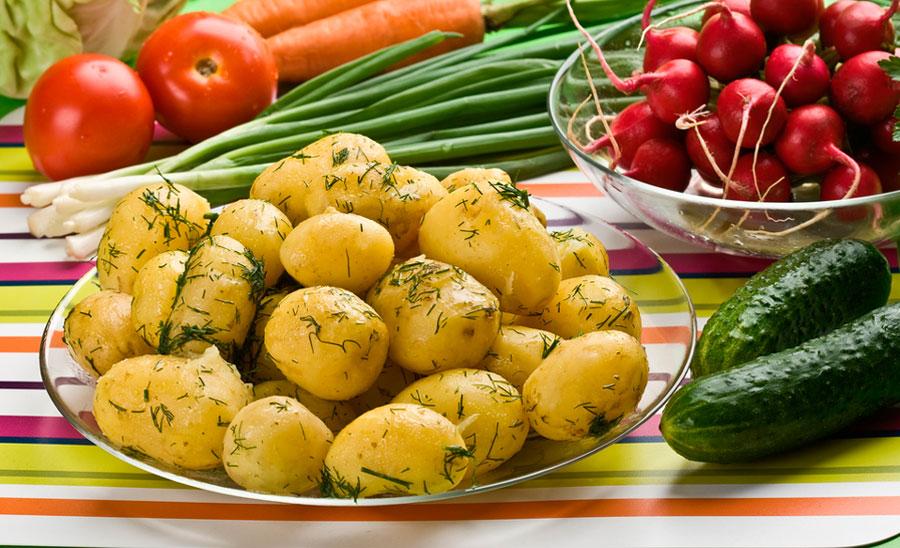 Как готовить и употреблять картофель при сахарном диабете